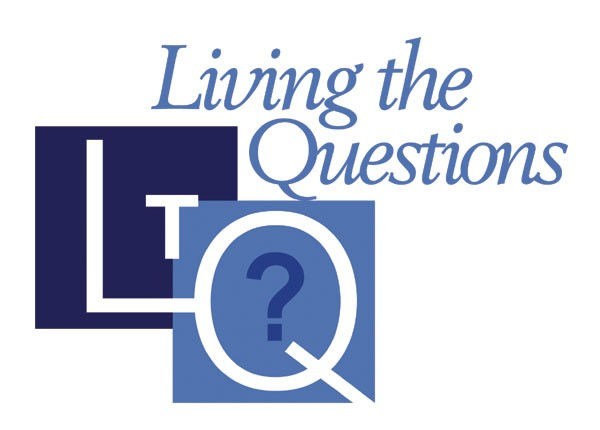 Living the_Questions_logo